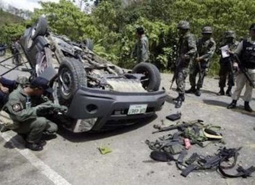 Roadside explosion in Southern Thailand