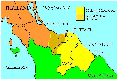 TAO official killed in Narathiwat hostage siege