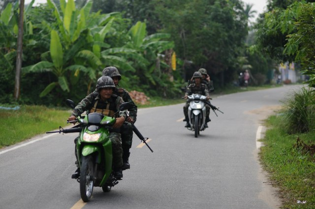 Soldier killed in Narathiwat gun attack