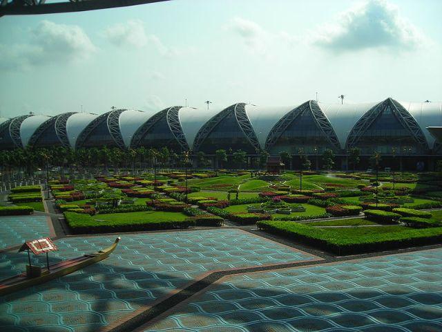 Prayut orders airport design contest probe