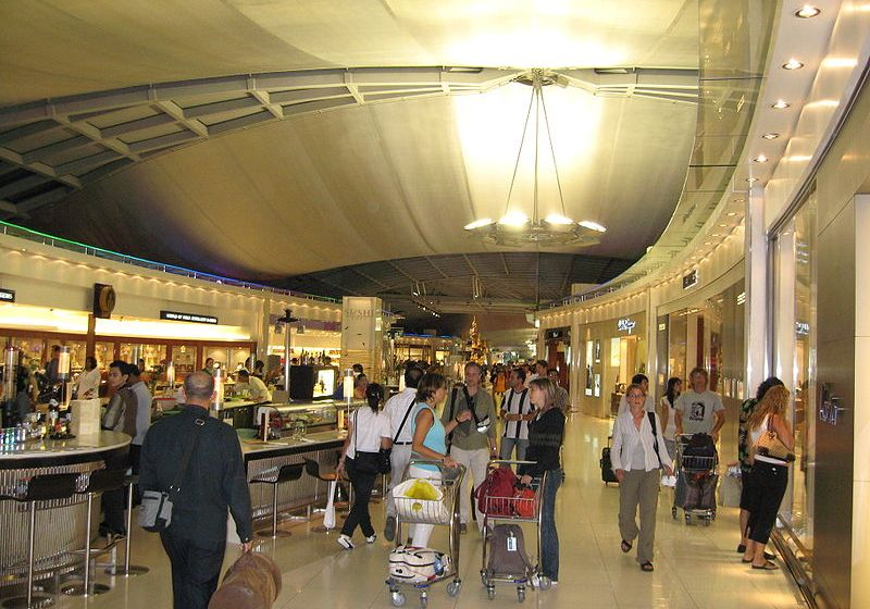 AOT to build more passenger terminals at Suvarnabhumi Airport