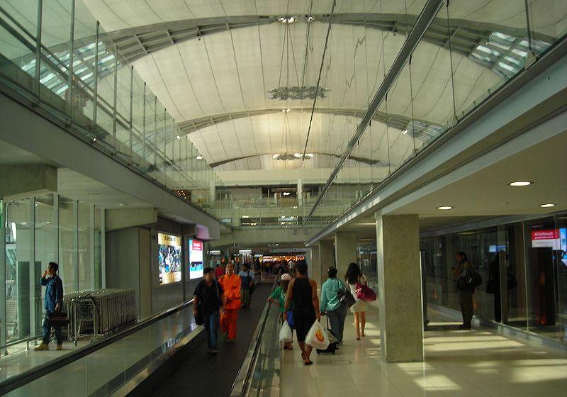 Smuggled African ivory seized at Bangkok Suvarnabhumi Airport