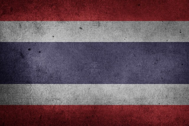 Guinness World Records records world largest Thai national flag in Chiang Rai