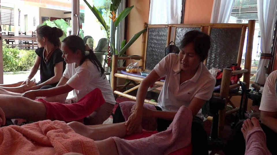 Thai Massage in Koh Lipe