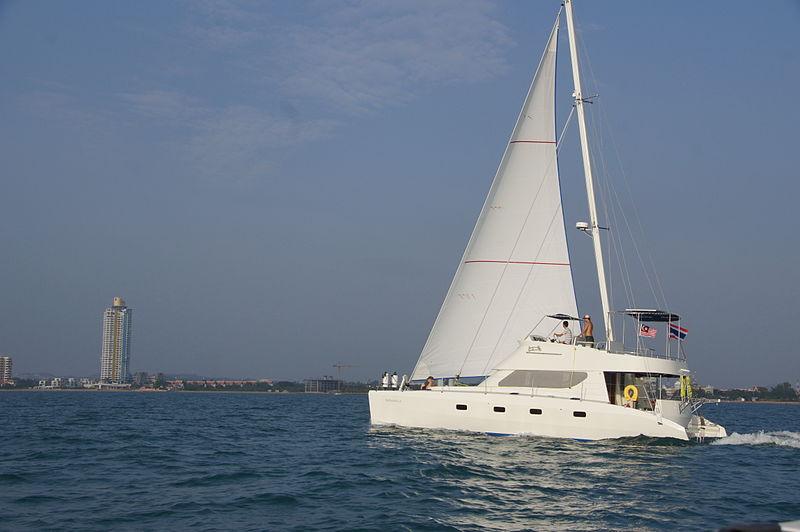 Nine British passengers escape luxury yacht fire