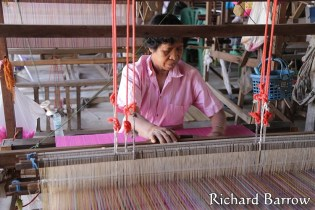 Kang Pla Weaving Village