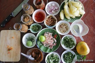 Chili Paste Cooking Class