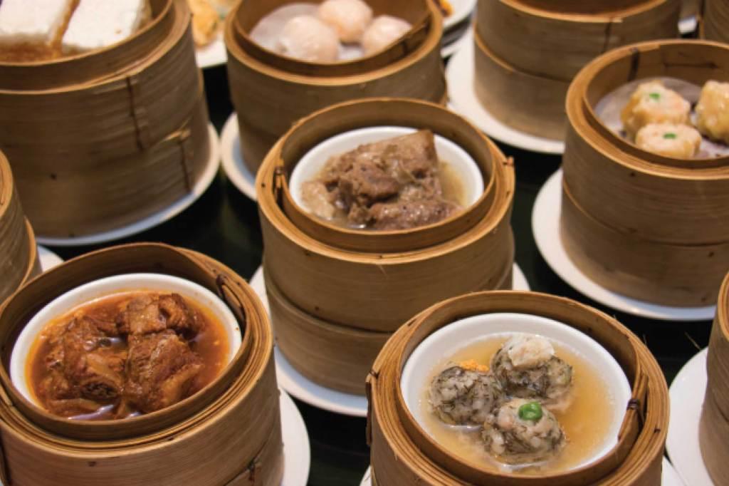 Chinese restaurant Dim Sum