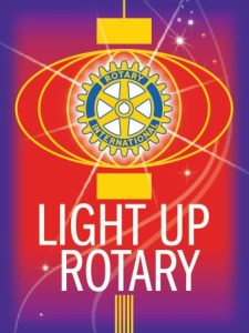 Light Up Rotary
