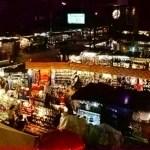 清迈长康夜市 (Chiang Mai Night Bazaar)