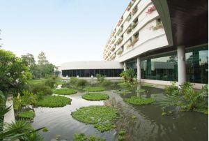 Bangkok Hotels - Rama Garden Hotel