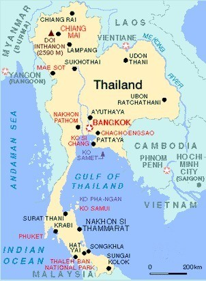 Thailand Travel Advice