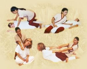 Thai  Massage Body