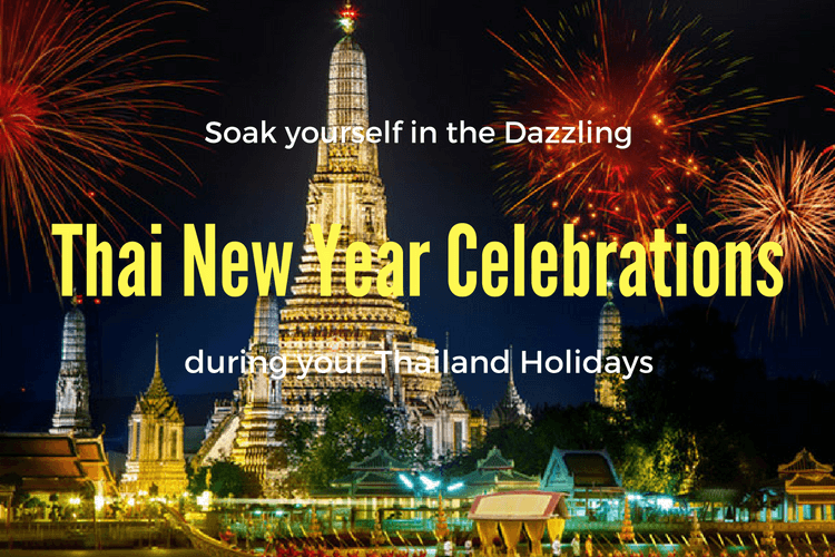 Thai New Year Celebrations