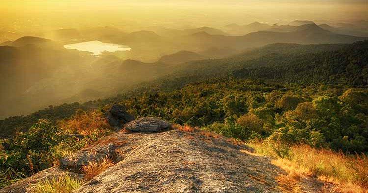 Khao Luang Mountain Sukhothai
