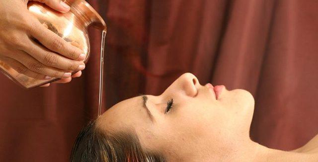 Reliving Headache Thai Massage Image