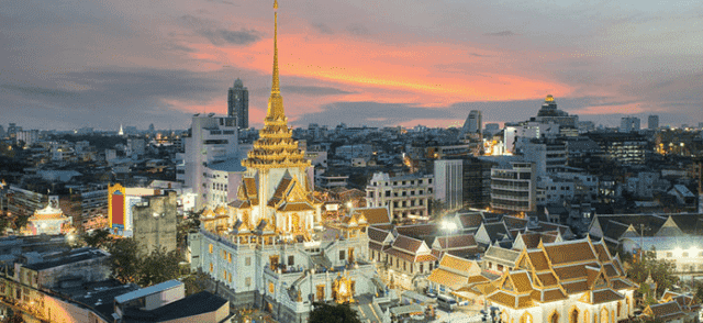 Wat Phra Kaew- The Temple of Emerald Buddha