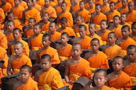 Meditatie, Boedhisme en creeren van geluk
