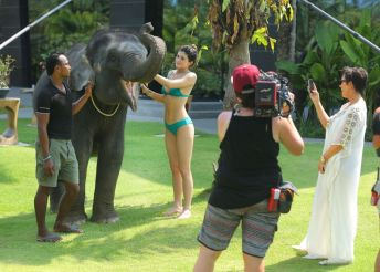 kylie-jenner-in-a-bikini-with-an-elephant-in-thailand-w-kendall-jenner-_5