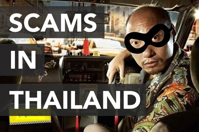Scams in Thailan