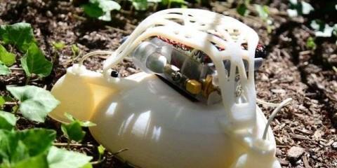 หุ่นยนต์กระโดดได้ สร้างจาก 3D พริ้นเตอร์ 1