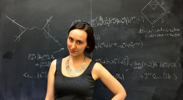 sabrina นักฟิสิกส์สาวอัจฉริยะ