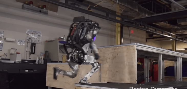 หุ่นยนต์ Atlas