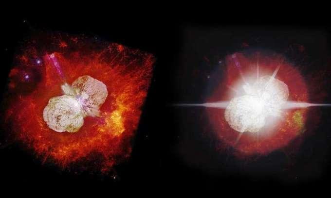 อีก 13 ปีข้างหน้าเราอาจจะได้เห็นดาวฤกษ์ดวงใหม่ถือกำเนิดขึ้น 1