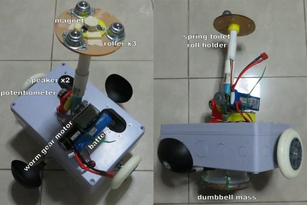 tilt-mechanism