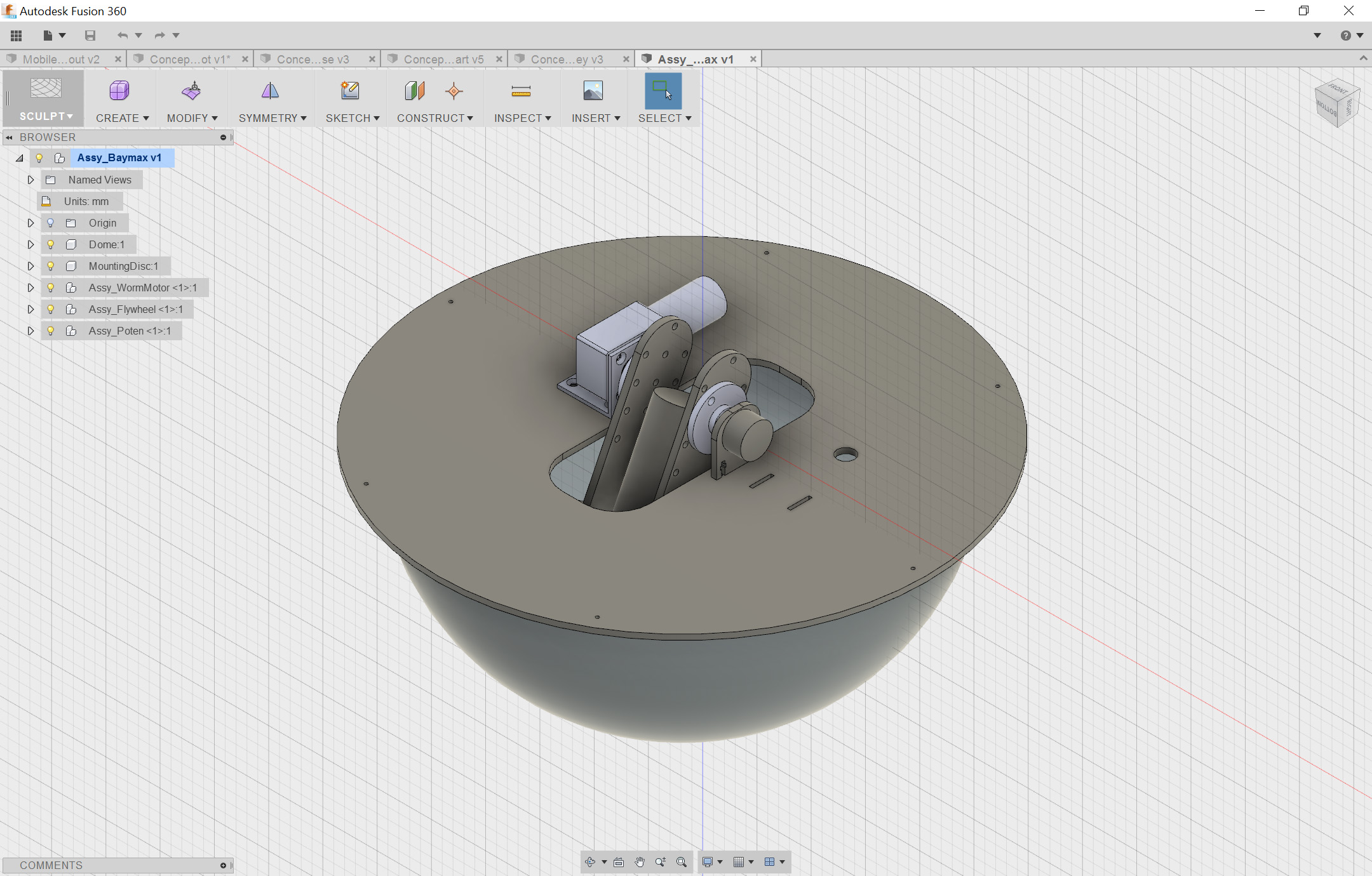 CAD ฟรี ดี ๆ ใครว่าไม่มีในโลก – ThaiRobotics