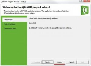 Qt Project Setup
