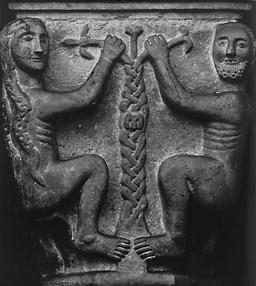 Adamo ed Eva - Verona, San Zeno
