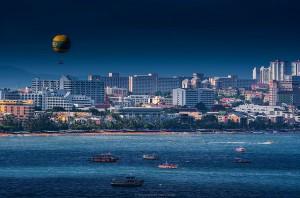 Pattay beach
