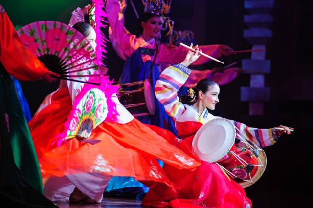 Alcazar Cabaret Pattaya Thailand