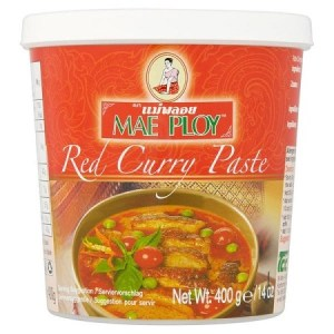 Red Curry Pastes