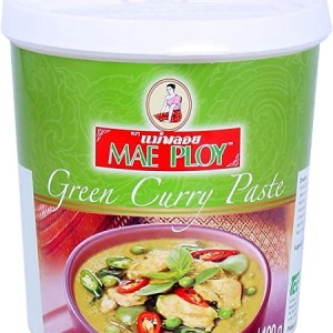 Green Curry Pastes