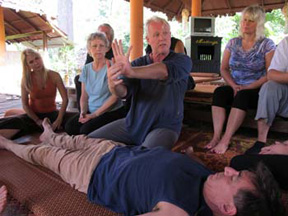 SomaVeda® Bio-Tapp/ EFT and Thai Yoga Part 1