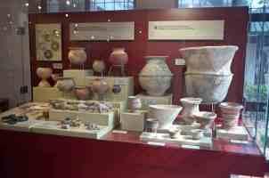 3000 let stará keramika - Ban Chiang National
