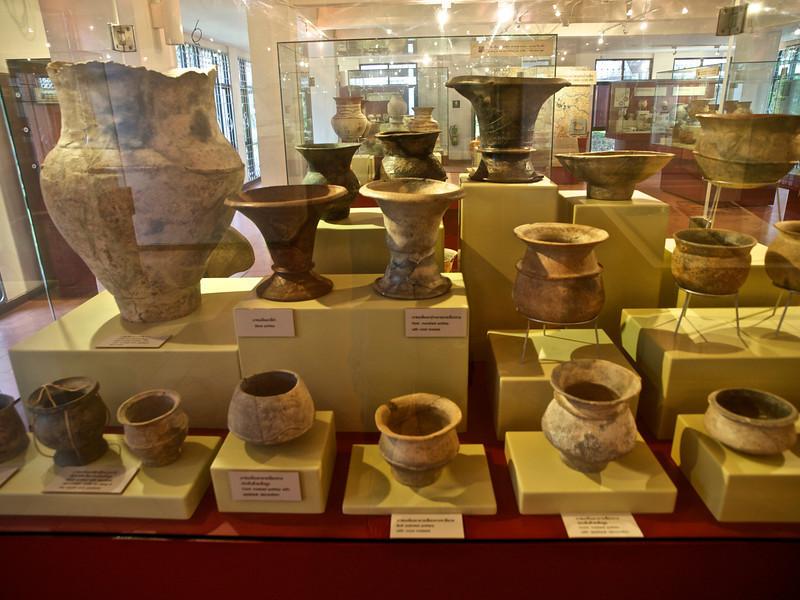 5000 let stará keramika - Ban Chiang National Museum