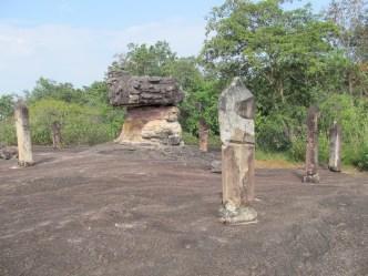 Phu Phrabat Historical Park - prehistoricke obradni misto