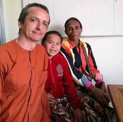 Wendi, Nicol a maminka těsně po konfrontaci
