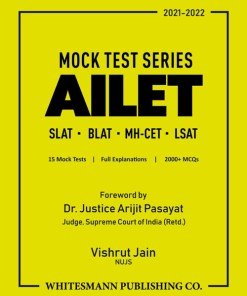 MOCK TEST SERIES AILET 2021-2022