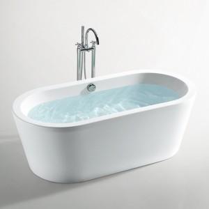 baignoire ilot d angle 180 cm elsa en