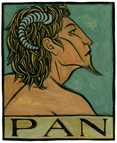Image result for pan greek god
