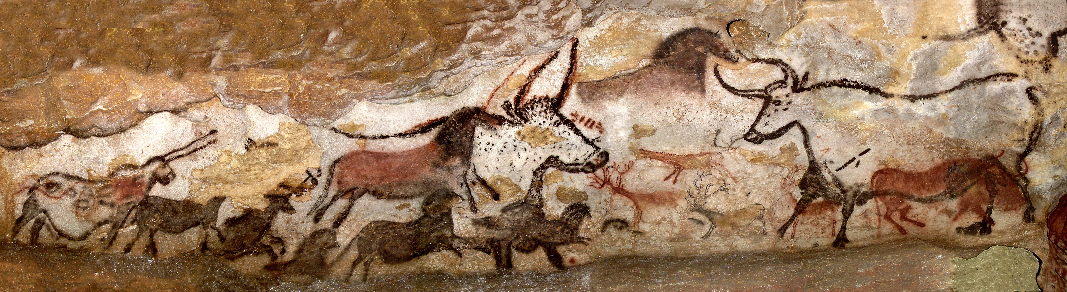Image result for cave paintings lascaux
