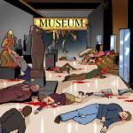 Prototype de l'univers des zombies au Musée