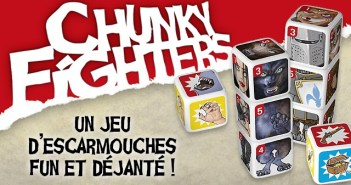 Chunky Fighters Banniere