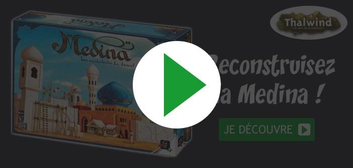 A l'intérieur de la boîte de Medina