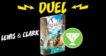 Lewis & Clark reçoit le Trophée Duel