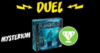 Mysterium réçoit le Trophée Duel